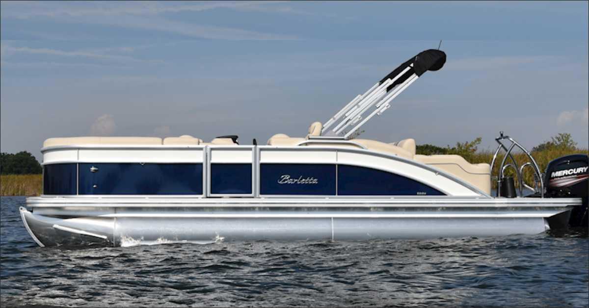 A new addition in the Pontoon boat market - Barletta E-Class