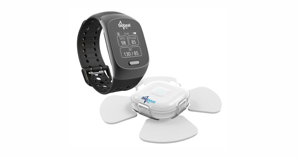 Biobeat Gets Its Wearable watch and Patch for Non-Invasive Cuffless Monitoring of Blood Pressure Approved by FDA