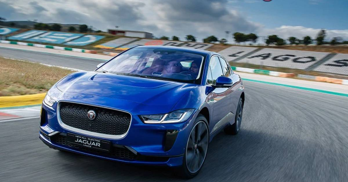 Blackberry Will Offer Cybersecurity for Future Jaguar Land Rover Models