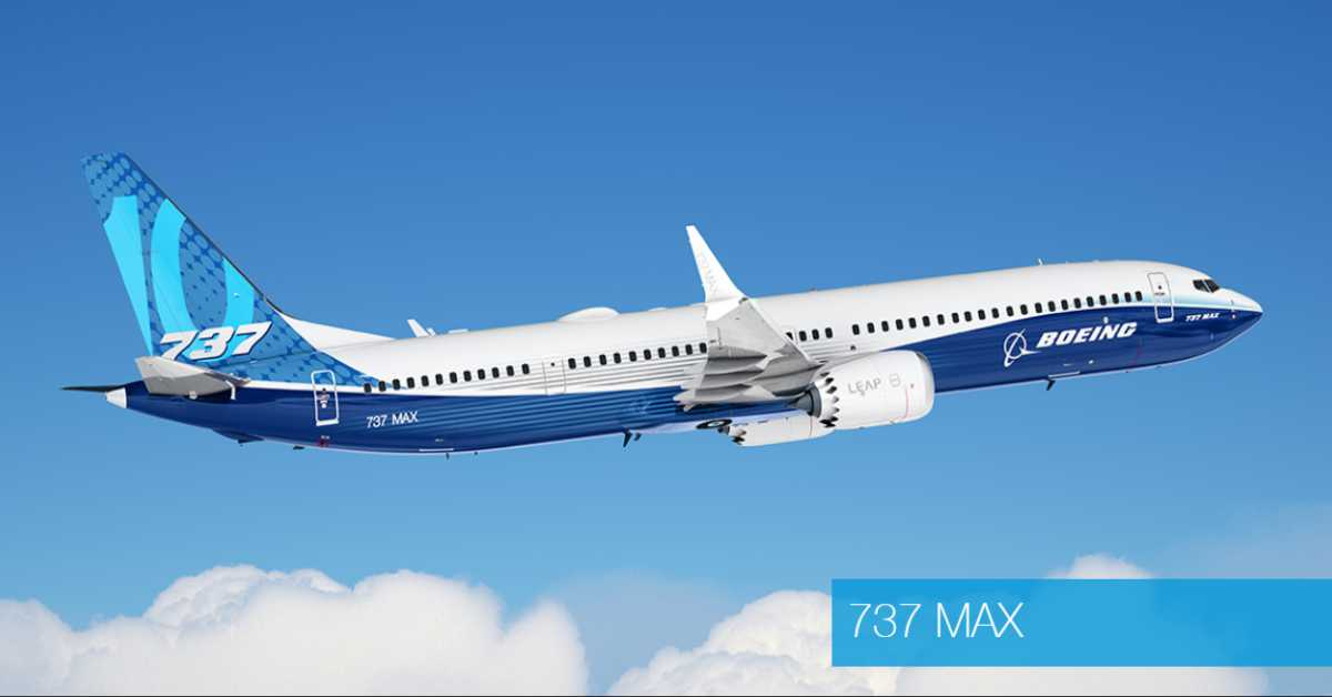 Boeing is working on the software of flight control system of 737 MAX to improve reliability