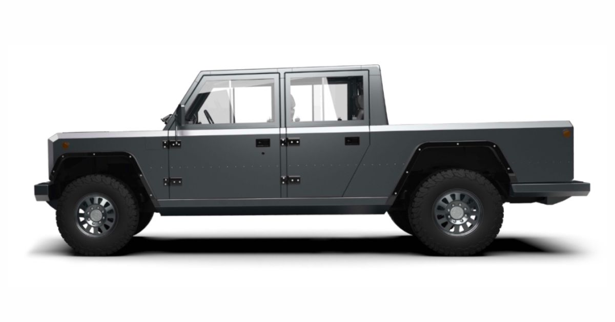 Bollinger is about to Debut Electric Utility Truck this Month