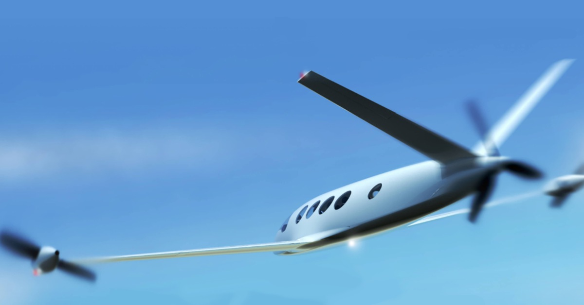 CCS is Developing Composite Wings for Eviation's Electric Aircraft
