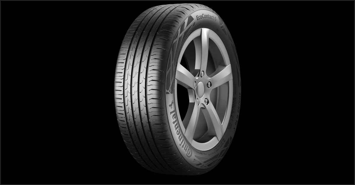 Continental will be Supplying Tires for New Volkswagen Electric Vehicle
