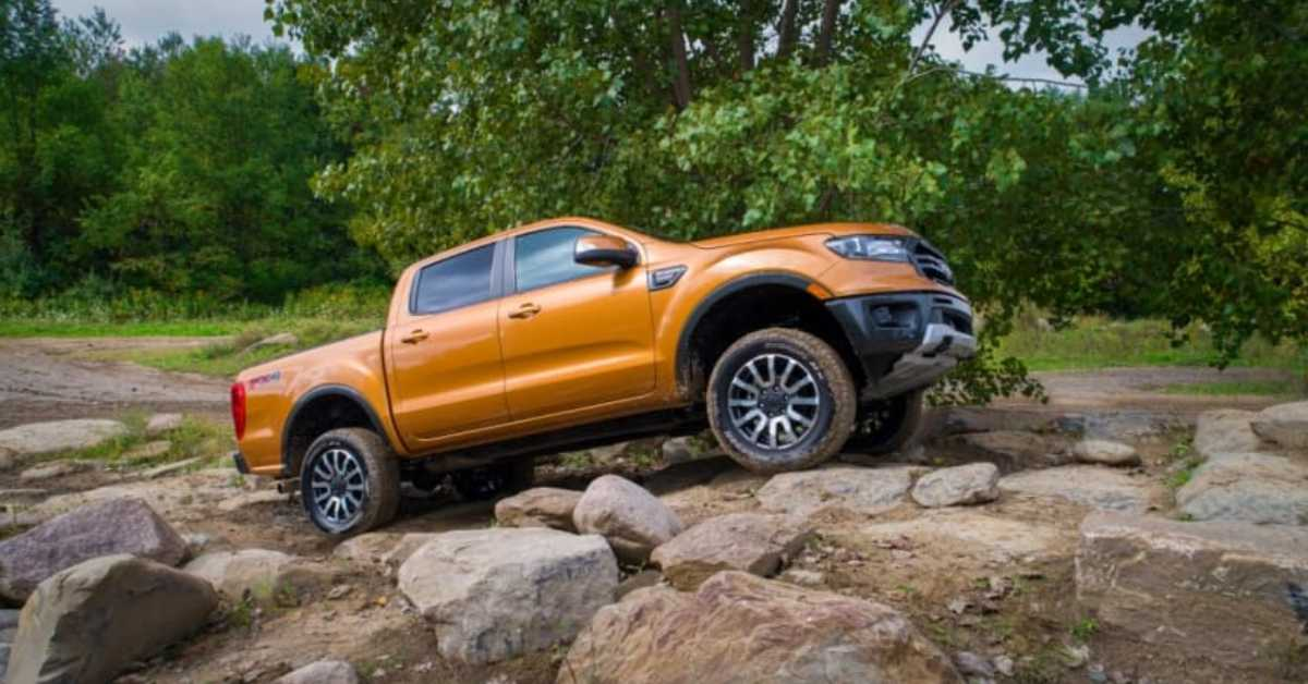 Ford Offering After-Purchase Leveling Suspension Kits For Better Performance