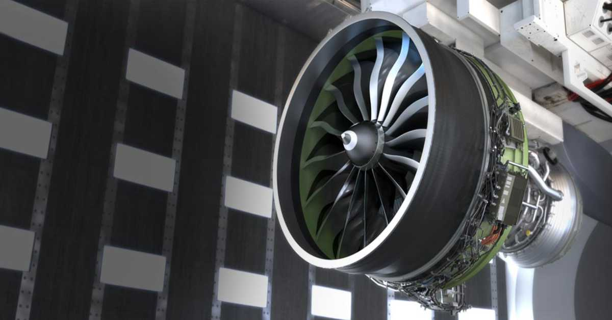 GE9X broke Guinness World Records with powerful thrust