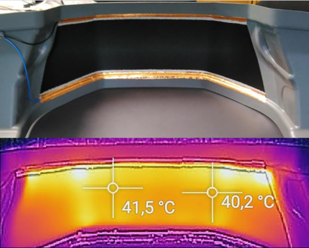German based research team aims to develop a CNT-based surface heating system for EVs