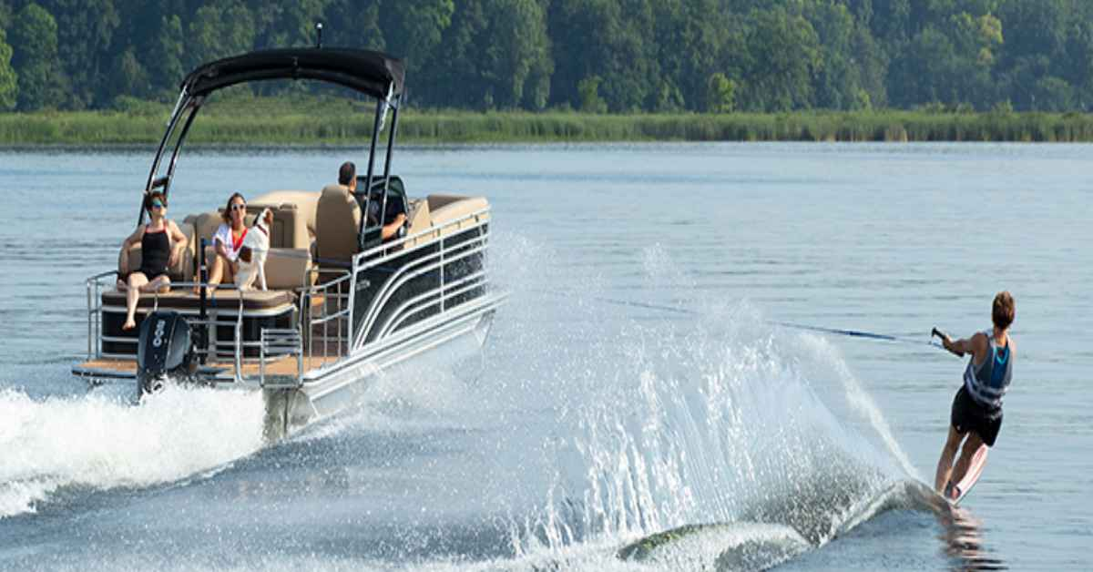 Harris Pontoons launches a new range of Pontoon boats - New Solstice 230 & 250