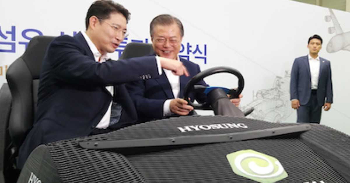 Hyosung plans to invest $825 million to boost its carbon fiber capacity by 2028