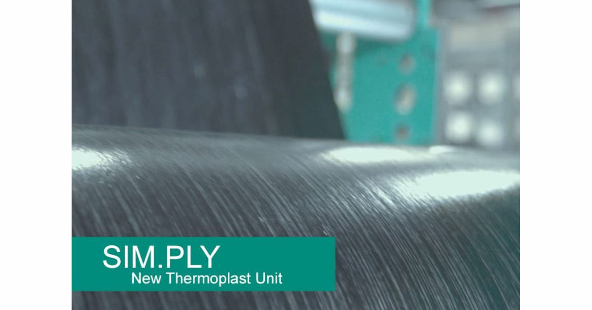KARL MAYER Technische Textilien Launched New Thermoplastic Line for Producing Unidirectional Tapes