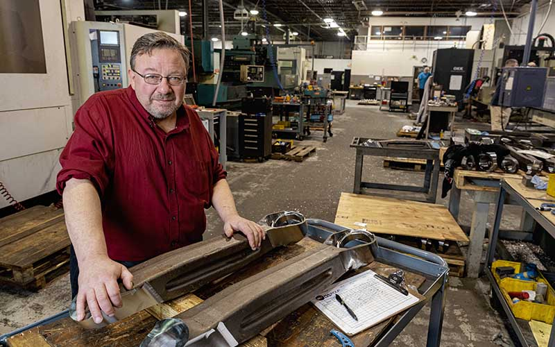 Local Aerospace Manufacturer to Grow with Recent Acquisition
