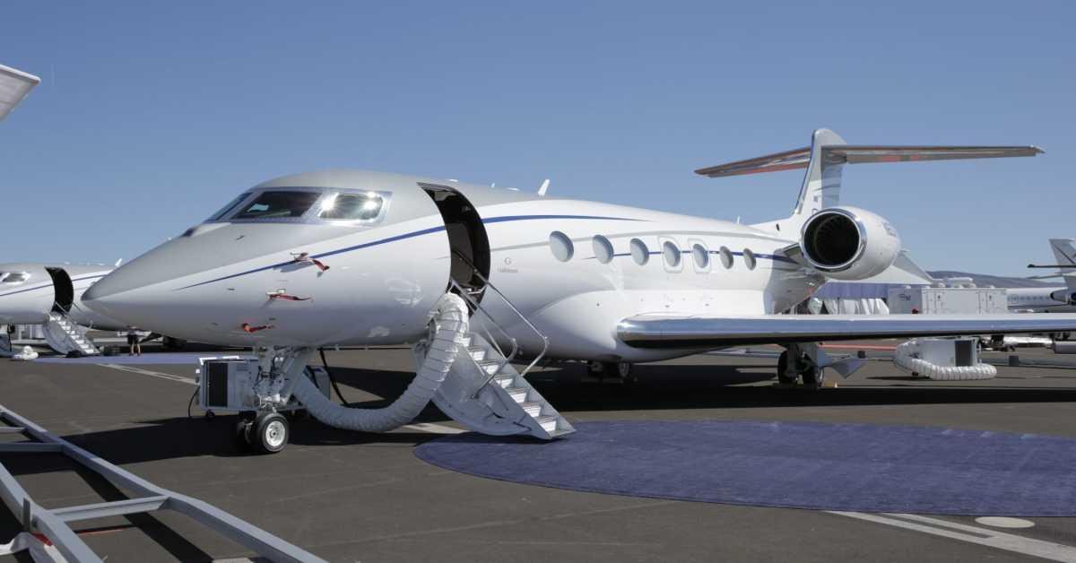 Meggitt to offer braking system service on Gulfstream G600