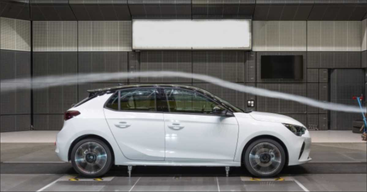 New Opel Corsa is featured with Aerodynamics for lower emissions and higher efficiency