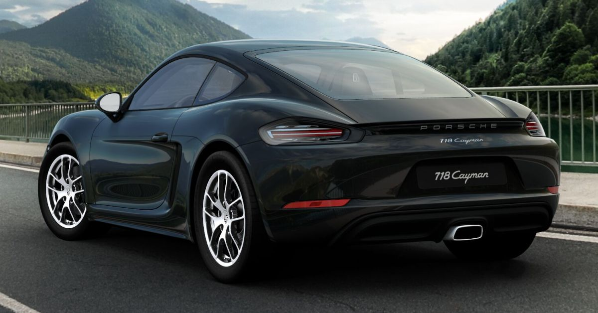 Porsche launches low-volume production with bio-based materials from Fraunhofer WKI