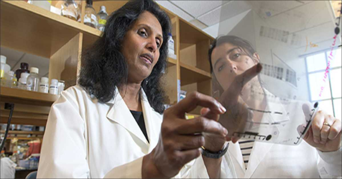 Potential markets of lung cancer identified in paired blood and tissue samples