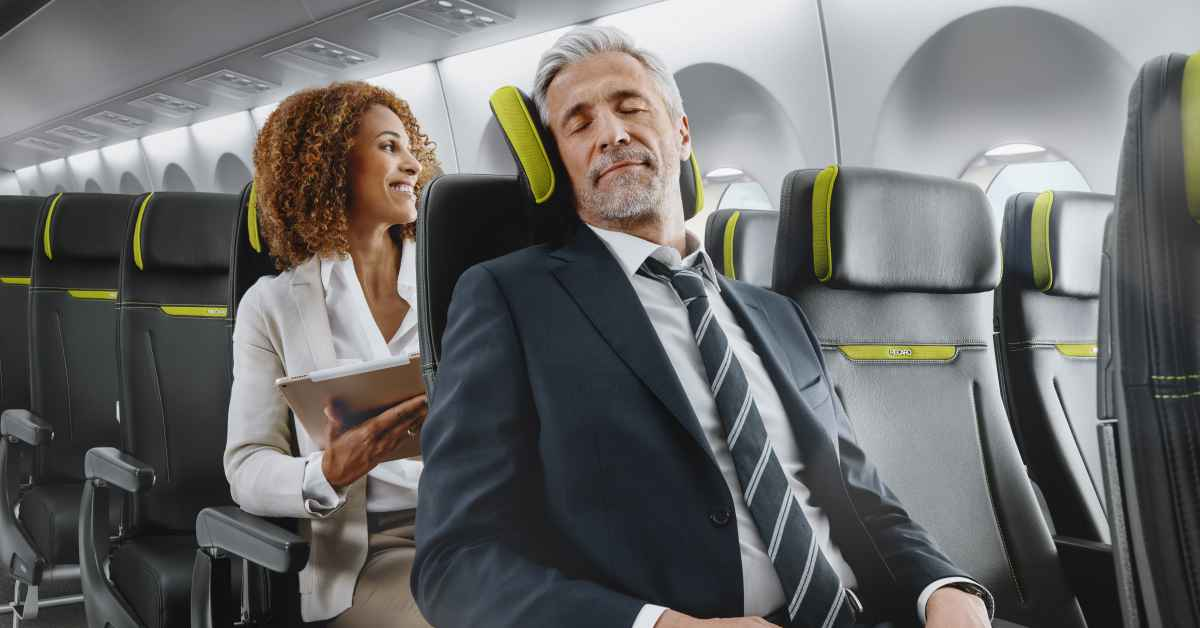 Recaro will be offering comfortable seating for the economy class passengers