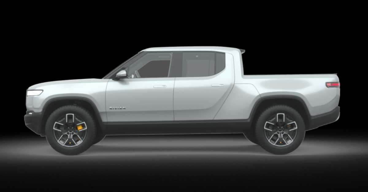 Rivian came up with its first electric off-road vehicle R1T