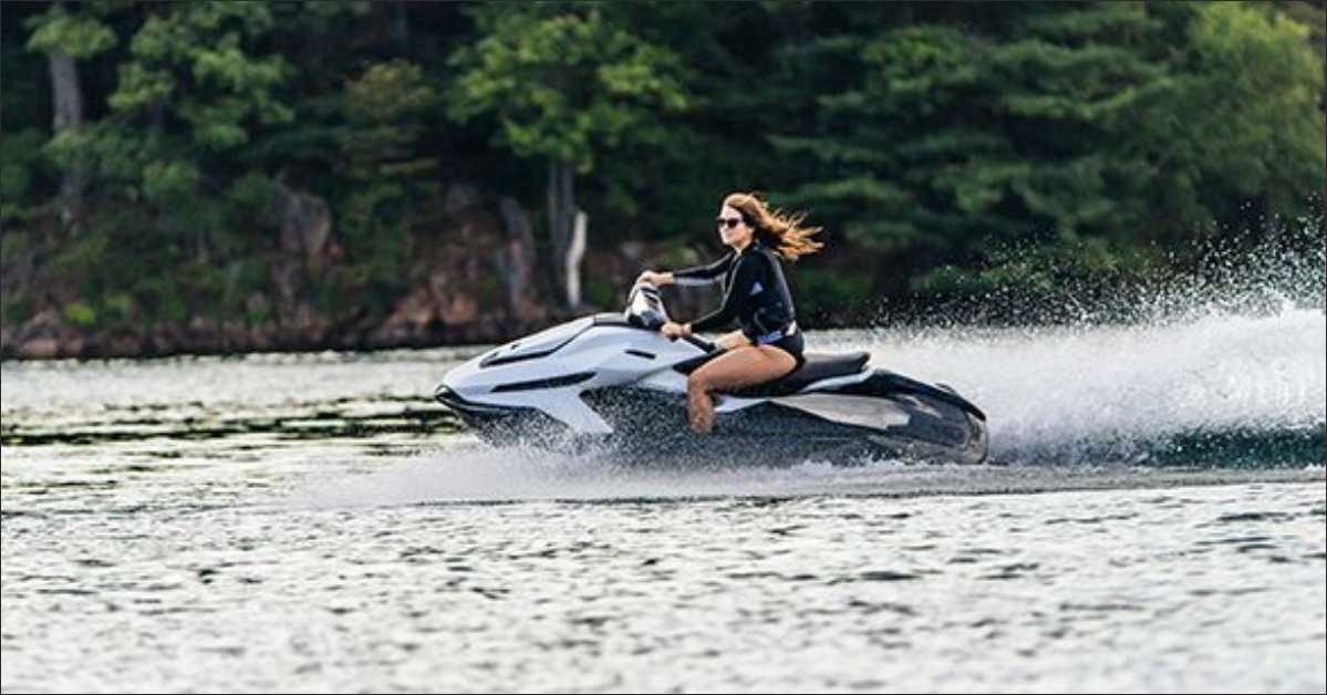 Taiga Unveils Its New Electric Personal Watercraft named Orca