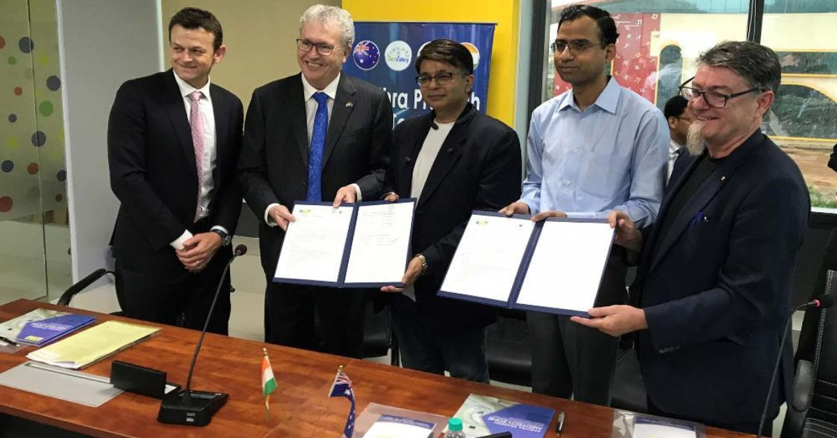 The University of Wollongong Signs Collaboration with AMTZ for 3D Bioprinting Expertise in India