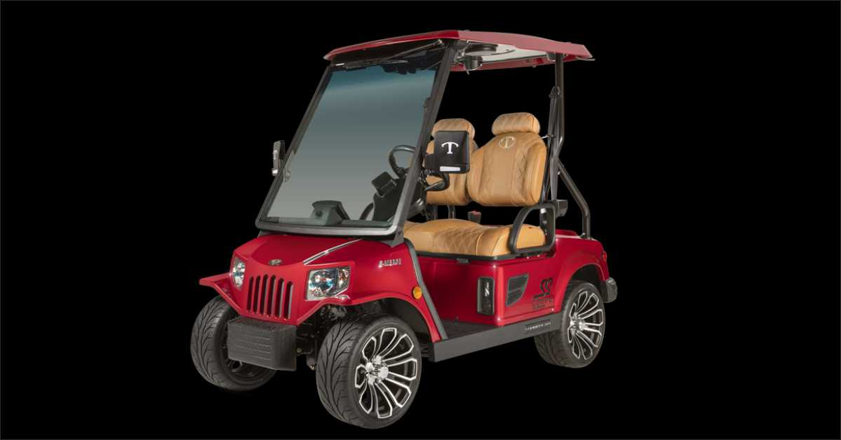 Tomberlin releases its new series of E-Merge Golf carts