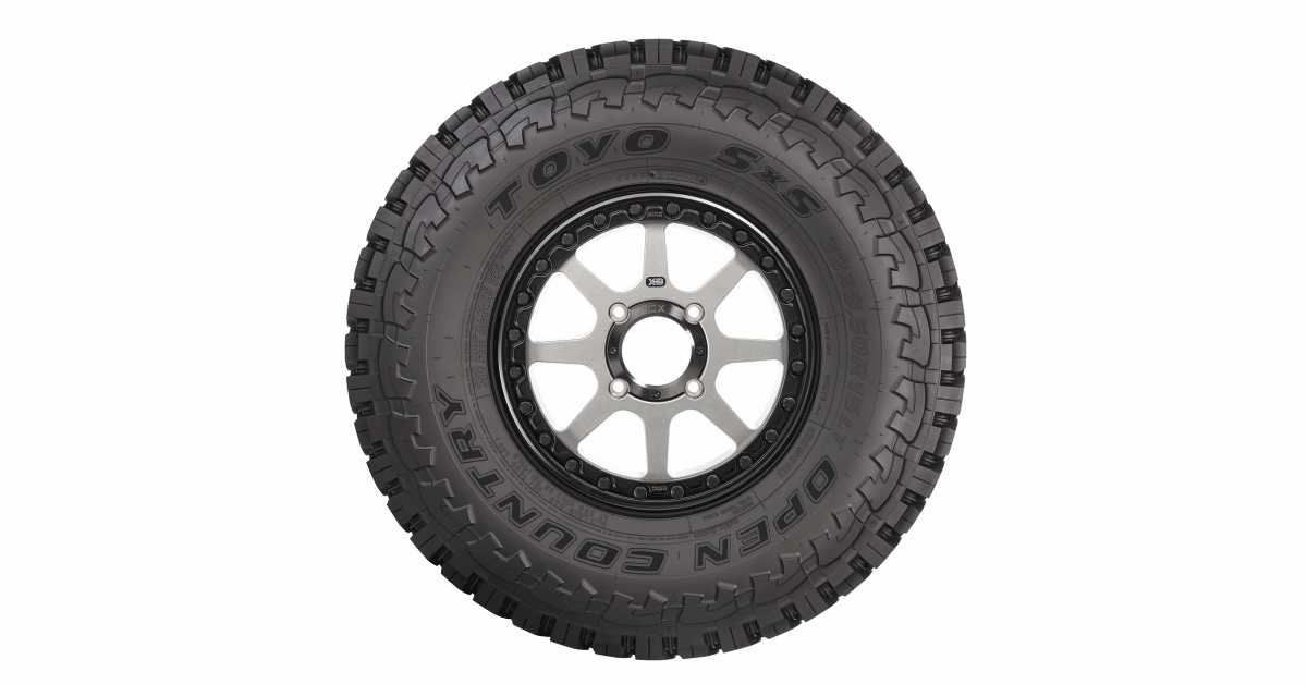 Toyo Tires Launches its first dedicated tire for side-by-side vehicles