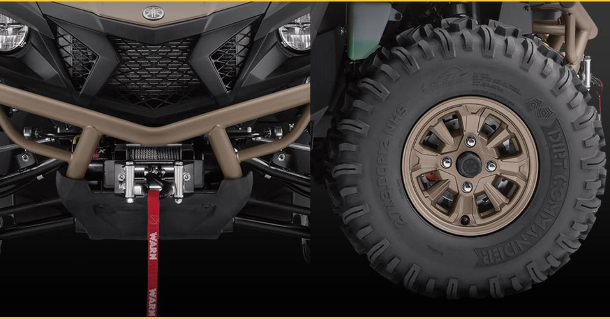 Yamaha Introduces a New Range of Side-by-side Vehicles